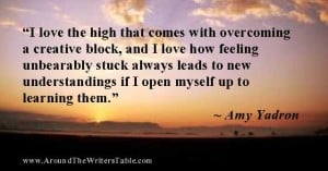 Amy Yadron's Quote