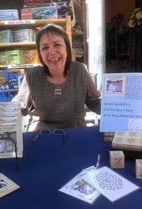 Anita Book Signing at The Gift Hut