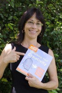 Doreen Marcial Poreba with book_4x6